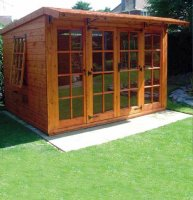 Carlton Summerhouse 6' x 8' including Vat and Delivery*